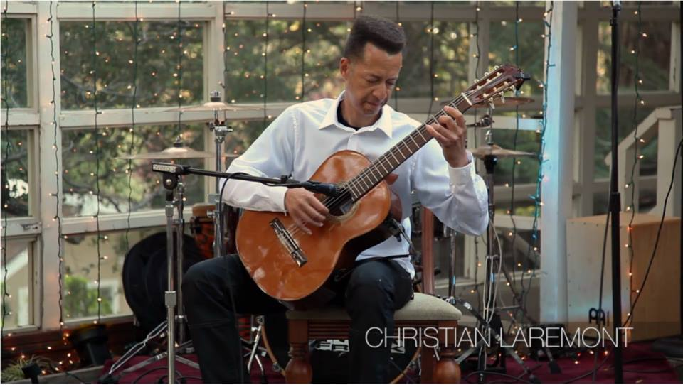 CHRISTIAN LAREMONT - Classical Guitarist - San Francisco, CA