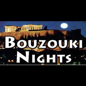 Newton Hamilton Greek Band | The Bouzouki Nights