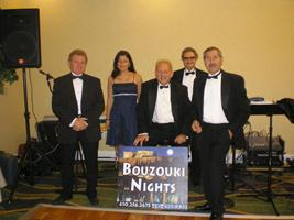 The Bouzouki Nights | Baltimore, MD | Greek Band | Photo #3