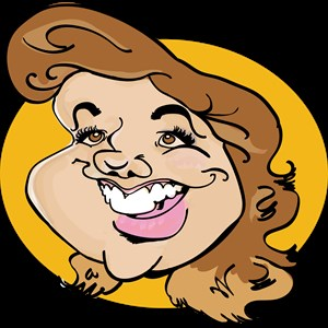 Atlantic City Caricaturist | Caricatures by Dani D Squid
