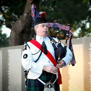 Richard Strayer, Piper - Bagpiper - Duarte, CA