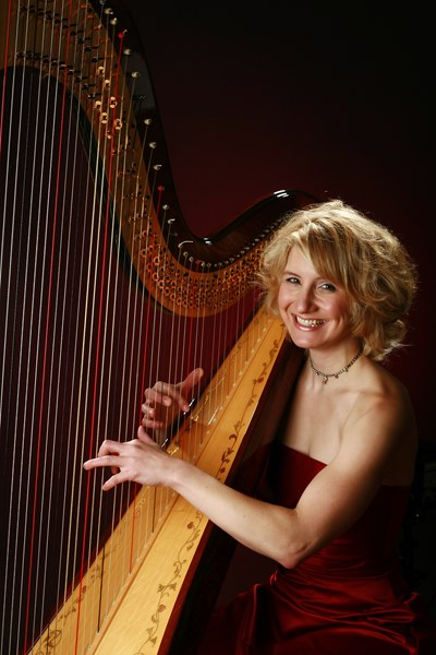 Leigh Brown Harpist - Harpist - Portland, OR