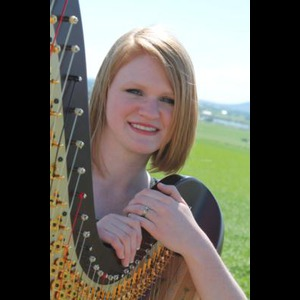Idaho Harpist | Harp by Alicia