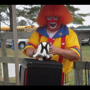 Virginia Clown | Big Top Fun House/Corky the Clown
