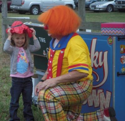 Big Top Fun House/Corky the Clown | Tappahannock, VA | Clown | Photo #3