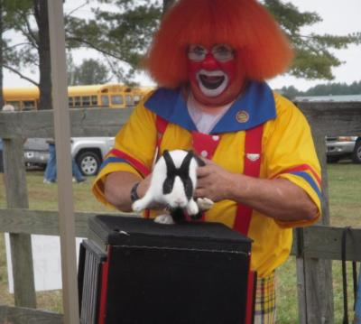 Big Top Fun House/Corky the Clown | Tappahannock, VA | Clown | Photo #1