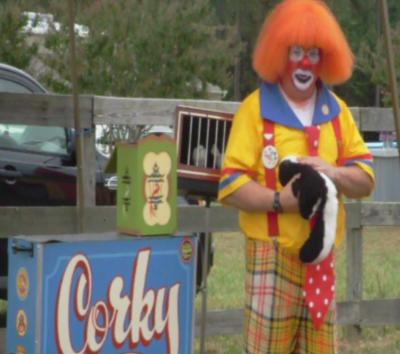 Big Top Fun House/Corky the Clown | Tappahannock, VA | Clown | Photo #2