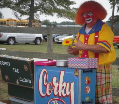 Big Top Fun House/Corky the Clown | Tappahannock, VA | Clown | Photo #4