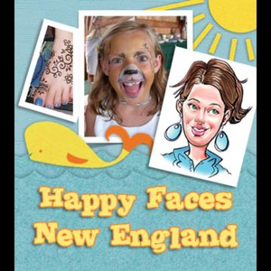 Topsham, ME Caricaturist | Happy Faces New England