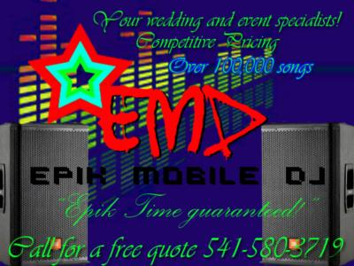 Epik Mobile DJ | Roseburg, OR | Mobile DJ | Photo #1