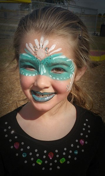 Lyne Delmonte - Face Painter - Myakka City, FL