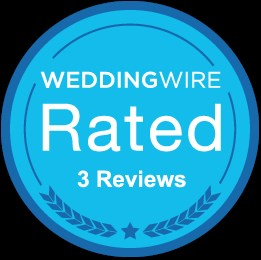 2015 Wedding Wire Blue Badge Award