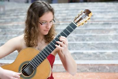 Classical guitar woman | New Haven, CT | Guitar | Photo #1