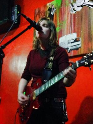 Lindsay Dragan | Brooklyn, NY | Singer Guitarist | Photo #4