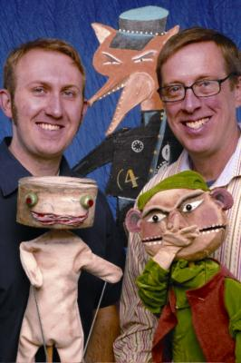 Paul Mesner Puppets | Kansas City, MO | Puppet Shows | Photo #8