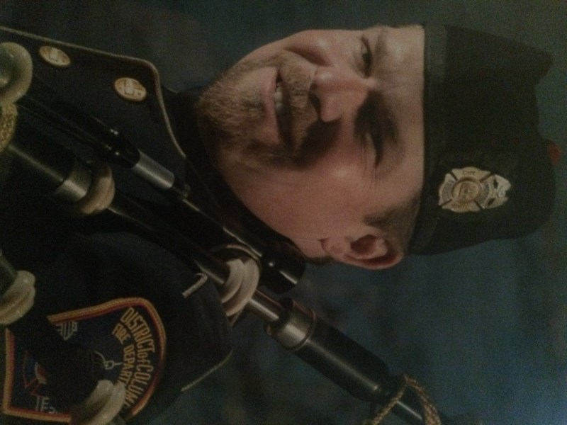 James Mazzara - Bagpiper - Silver Spring, MD
