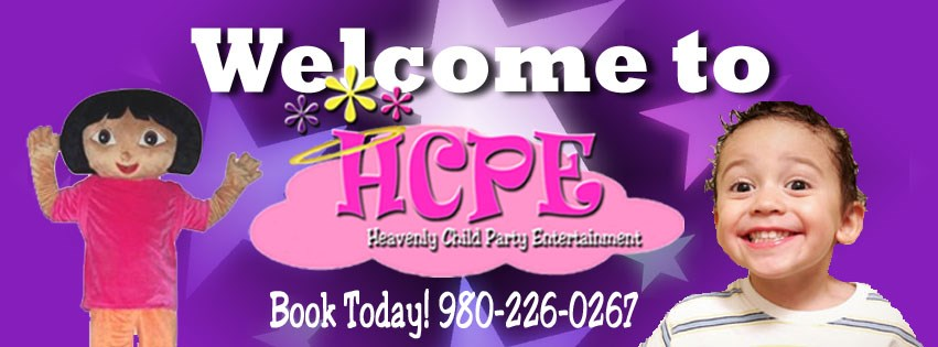 Heavenly Child Party Entertainment