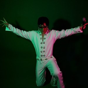 Pompano Beach, FL Elvis Impersonator | George Black