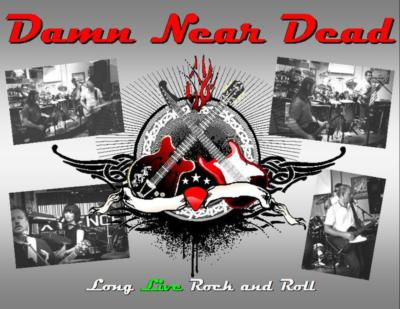 Damn Near Dead | San Francisco, CA | Classic Rock Band | Photo #2