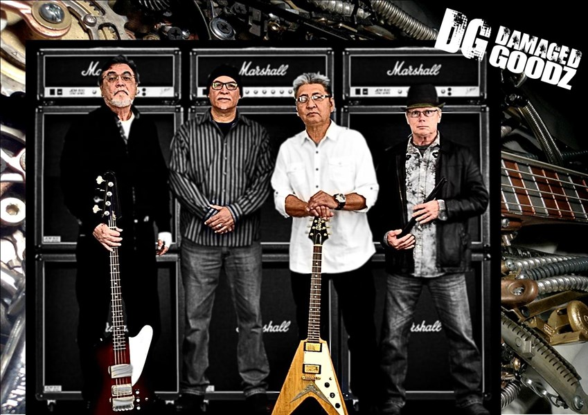 Damaged Goodz - Classic Rock Band - Galt, CA