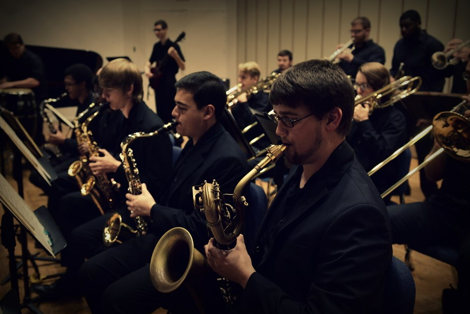 Jazz Big Band and 9-piece Ensemble