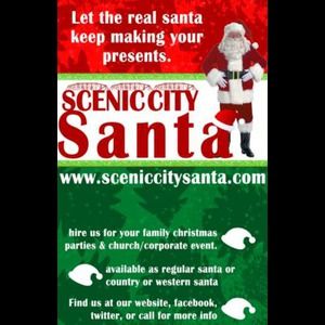 Signal Mountain Santa Claus | Scenic City Santa (Chattanooga)