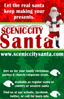 Scenic City Santa (Chattanooga) | Chattanooga, TN | Santa Claus | Photo #1