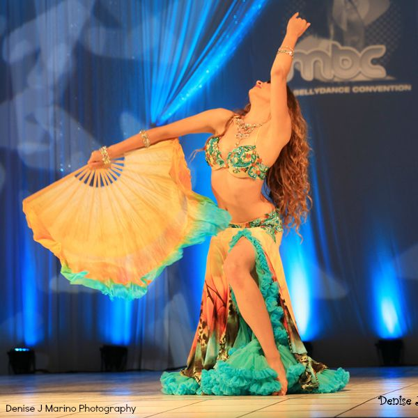 Victoria Teel - Belly Dancer - Washington, DC