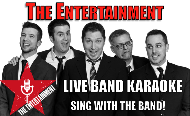 The Entertainment - Live Band Karaoke - Karaoke Band - Nashville, TN