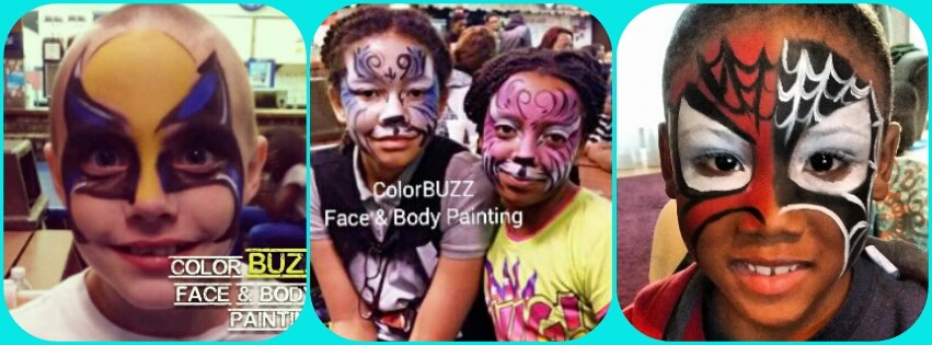 ColorBUZZ Face and Body Painting