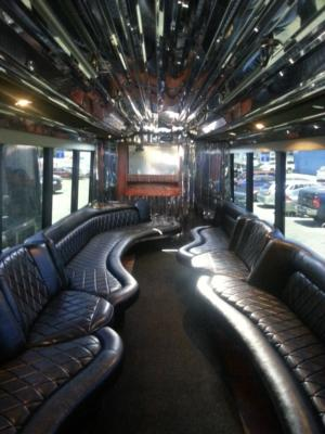 Crosstown Limos | Plymouth, MI | Party Bus | Photo #3
