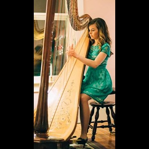 Ohio Harpist | Caresse Boyers
