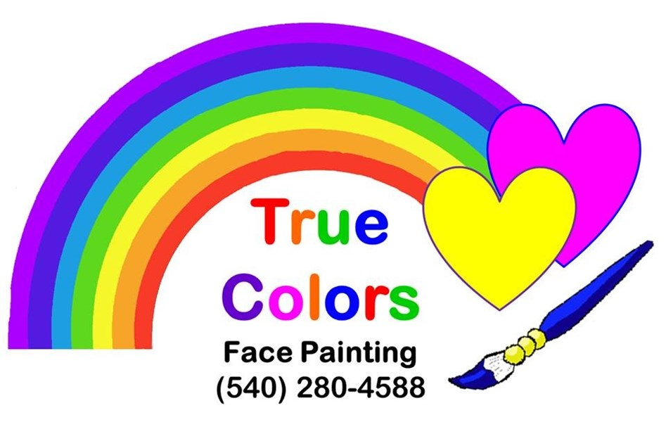 True Colors Face Painting