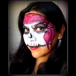 Gilbert Face Painter | Face Painting by Claudia