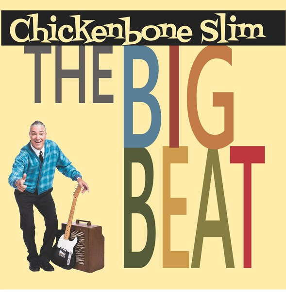 Chickenbone Slim and the Biscuits - Blues Band - San Diego, CA