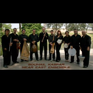 Souhail Kaspar Near East Ensemble  - Middle Eastern Band - Los Angeles, CA