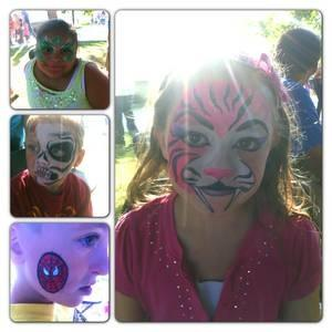 I love face painting by Jenny  | Fresno, CA | Face Painting | Photo #2