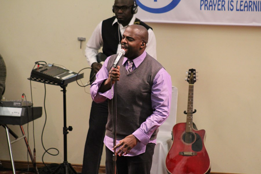Dean Bridgewater - Gospel Singer - Kitchener, ON