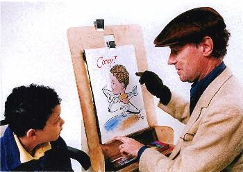 Caricatures by Jerry Breen | Baltimore, MD | Caricaturist | Photo #1