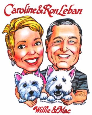 Caricatures by Jerry Breen | Baltimore, MD | Caricaturist | Photo #14