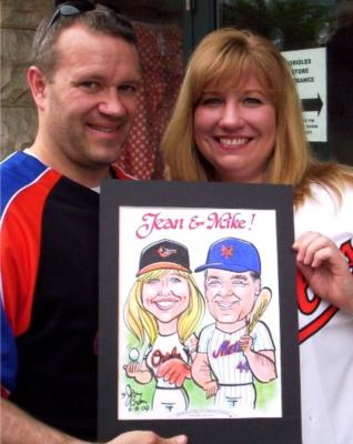 Caricatures by Jerry Breen | Baltimore, MD | Caricaturist | Photo #6