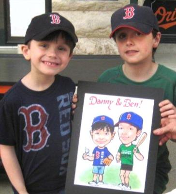 Caricatures by Jerry Breen | Baltimore, MD | Caricaturist | Photo #7