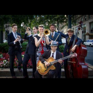 Emily Asher's Garden Party - Dixieland Band - New York, NY