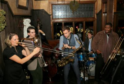 Emily Asher's Garden Party | New York, NY | Dixieland Band | Photo #5