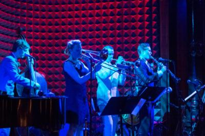 Emily Asher's Garden Party | New York, NY | Dixieland Band | Photo #2