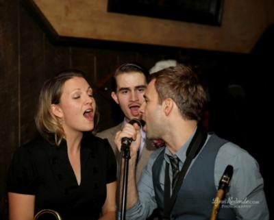 Emily Asher's Garden Party | New York, NY | Dixieland Band | Photo #6