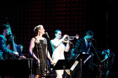 Emily Asher's Garden Party | New York, NY | Dixieland Band | Photo #3
