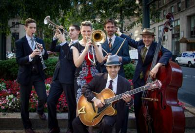 Emily Asher's Garden Party | New York, NY | Dixieland Band | Photo #1
