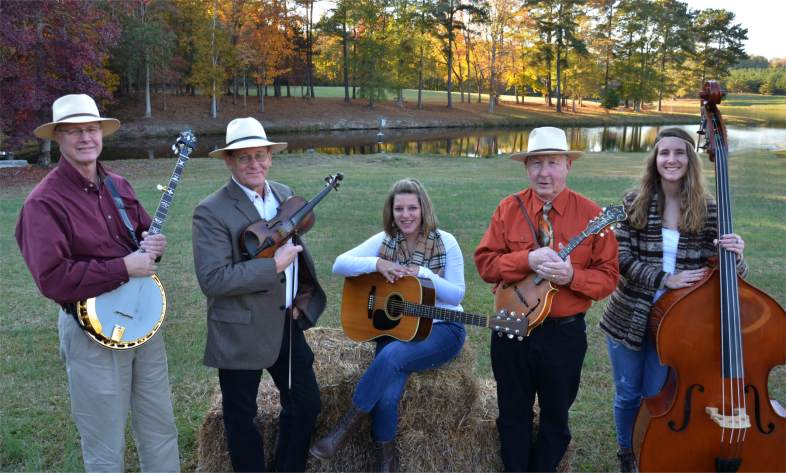 Palmetto Blue - Bluegrass Band - Columbia, SC