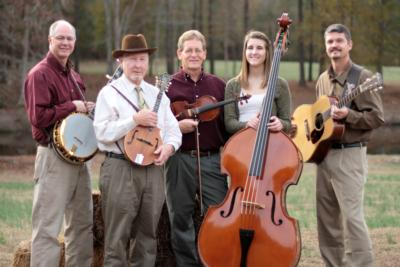 Palmetto Blue | Columbia, SC | Bluegrass Band | Photo #1